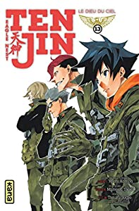 Tenjin Edition simple Tome 13