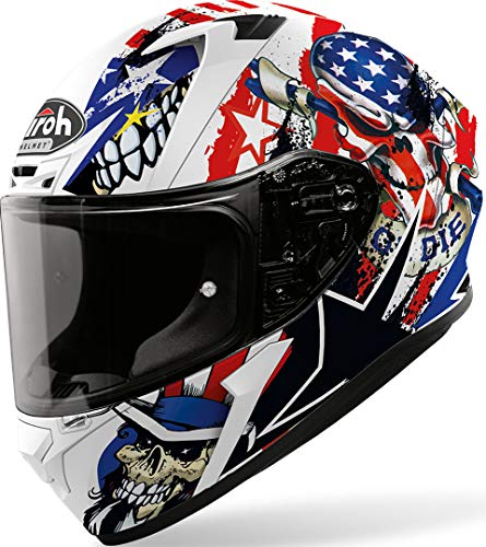 Airoh Vaus38 Casco Valor Uncle Sam Matt L