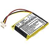 TECHTEK batería sustituye AE542730P Compatible con [Bushnell] 368224, Neo Ghost, Neo Ghost 2015