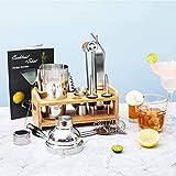 Zoom IMG-1 godmorn cocktail shaker set 14