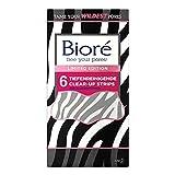 Bioré Tiefenreinigende Clear-Up Strips - Limited Edition Zebra Design -