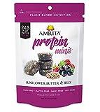 Amrita Foods Top 9 Allergy-free - High Protein Bites, Non-GMO, Sunflower Butter...