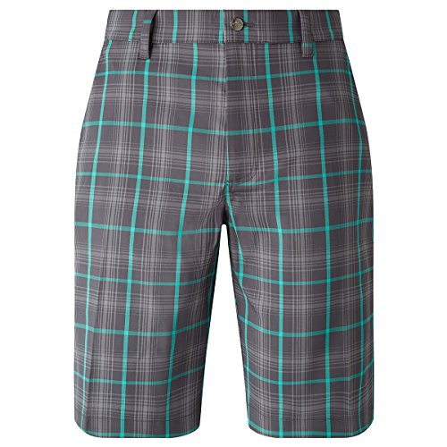 Callaway Plaid Printed Short Court Pantalon de Golf Homme,...