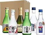 白鶴 300ml×6 のみくらべセット(大吟醸・吟醸・純米・生酒・生貯蔵酒)