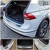 tuning-art L208 Protección Parachoques para VW Tiguan 2 et Tiguan Allspace 2016- Acero INOX, 5 años de garantía