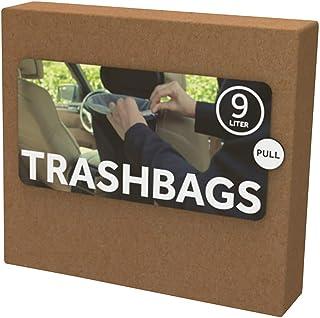 Flextrash 0523254 CarTrash Mülleimersacken Regular 9L 20 Stück