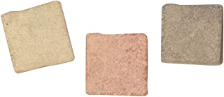 RAYHER - 1453331 - Mosaico-Ceramica, 2 x 2 cm, unlasiert, Cubo Aproximadamente 340 pcs/1 kg, Color