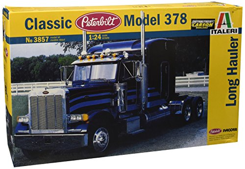 Italeri 510003857 - 1:24 Peterbilt 378 Long Hauler