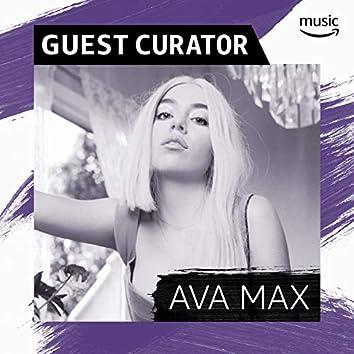 Guest Curator: Ava Max