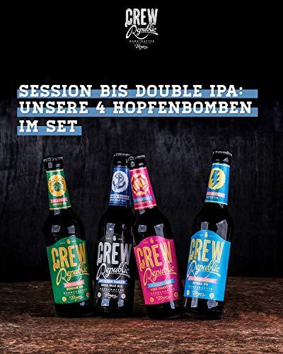 CREW Republic Craft Beer IPA Paket - 3