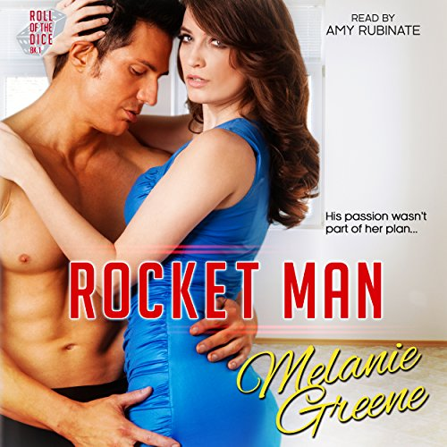 Rocket Man audiobook cover art