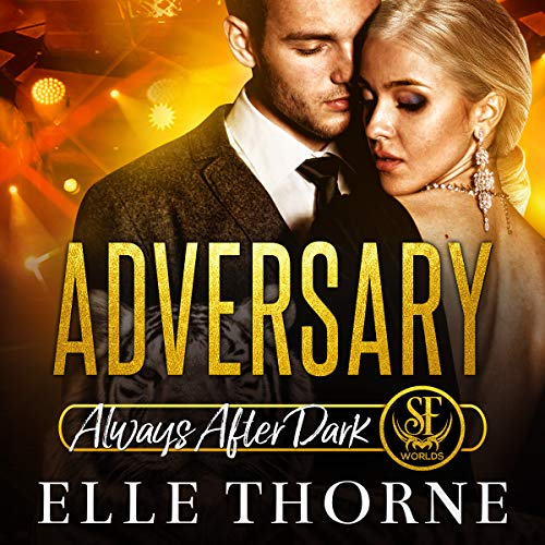Adversary: Shifters Forever Worlds  audiobook cover art
