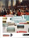 Histoire-Géographie - EMC - 1re technologique