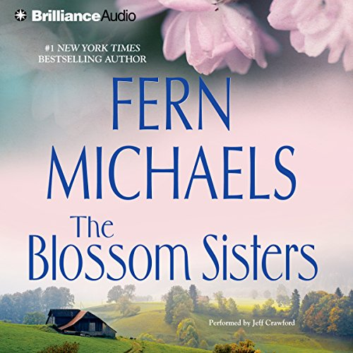 The Blossom Sisters audiobook cover art