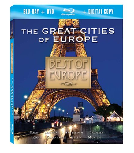 Best of Europe: The Great Cities (2pc) (W/Dvd) [Blu-ray]