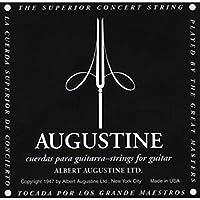 AUGUSTINE オーガスチン クラシックギター弦 ブラック6弦 BLACK 6th