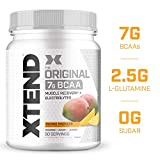 XTEND Original BCAA Powder Mango Madness | Sugar Free Post Workout Muscle Recovery Drink with Amino...