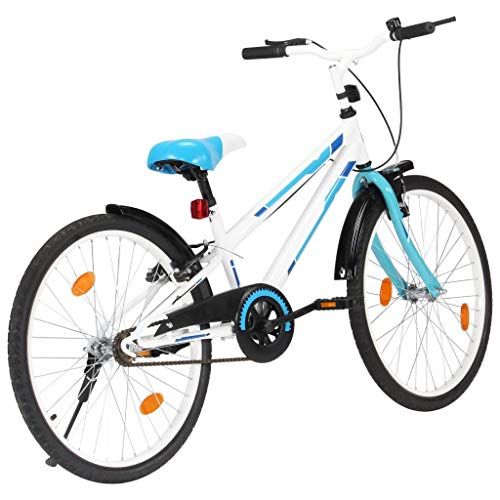 Tidyard 24 Zoll, 20 Zoll Mountainbike, Jungen-Mädchen-Fahrrad & Herren-Damen-Fahrrad mit Reflektoren