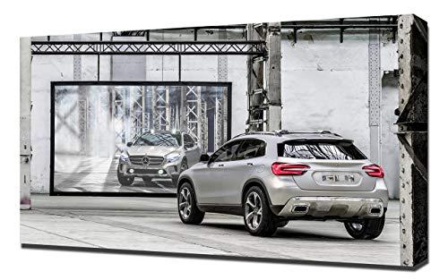 Lilarama 2013-Mercedes-Benz-GLA-Concept-V3-1080 - Imagen sobre Lienzo