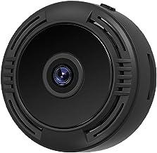 homozy Mini Câmera Espiã 4K HD Sem Fio Câmera Escondida Nanny Cam com Visão Noturna e Detecção de Movimento Wi-fi Portátil...