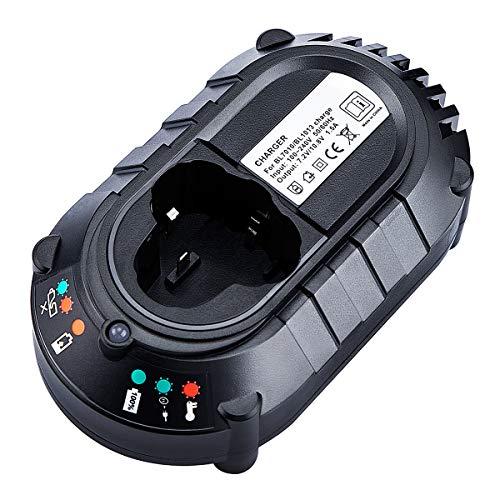 Hipoke DC10WA 互換充電器 BL1013 BL7010充電器 対応 マキタ 7.2V-10.8V BL1014 DF030D DF330D DF330DWE DF030DWE TD090D HP330DWE等 互換用 バッテリー用 チャージャー