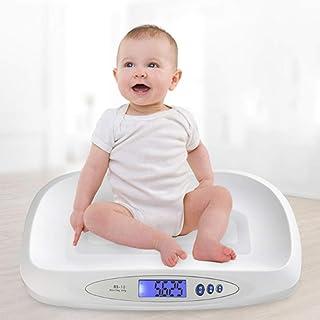 báscula electrónica de alta precisión báscula electrónica de la escala de bebé escala de la familia de la visión nocturna de los