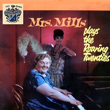 Mrs. Mills Plays the Roaring Twenties