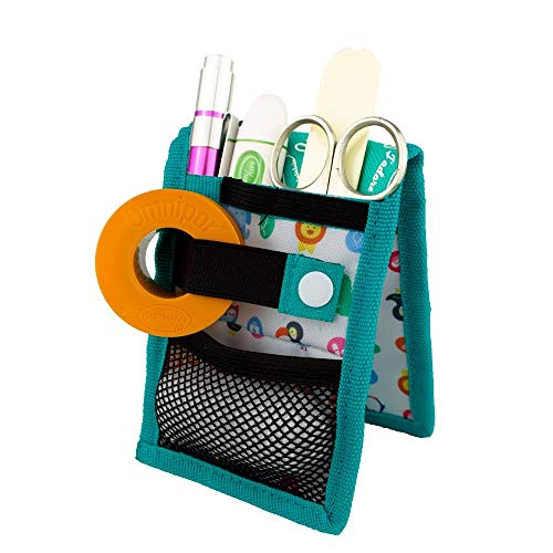 Mobiclinic, MINIKEEN'S Pediátrico, Organizador de enfermería, Salvabolsillos, Diseño estampado infantil