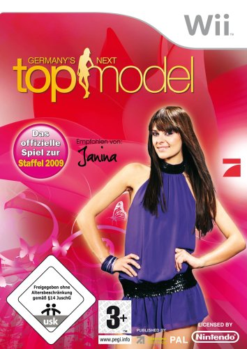 Germany's Next Topmodel 2009 [Import Allemand]