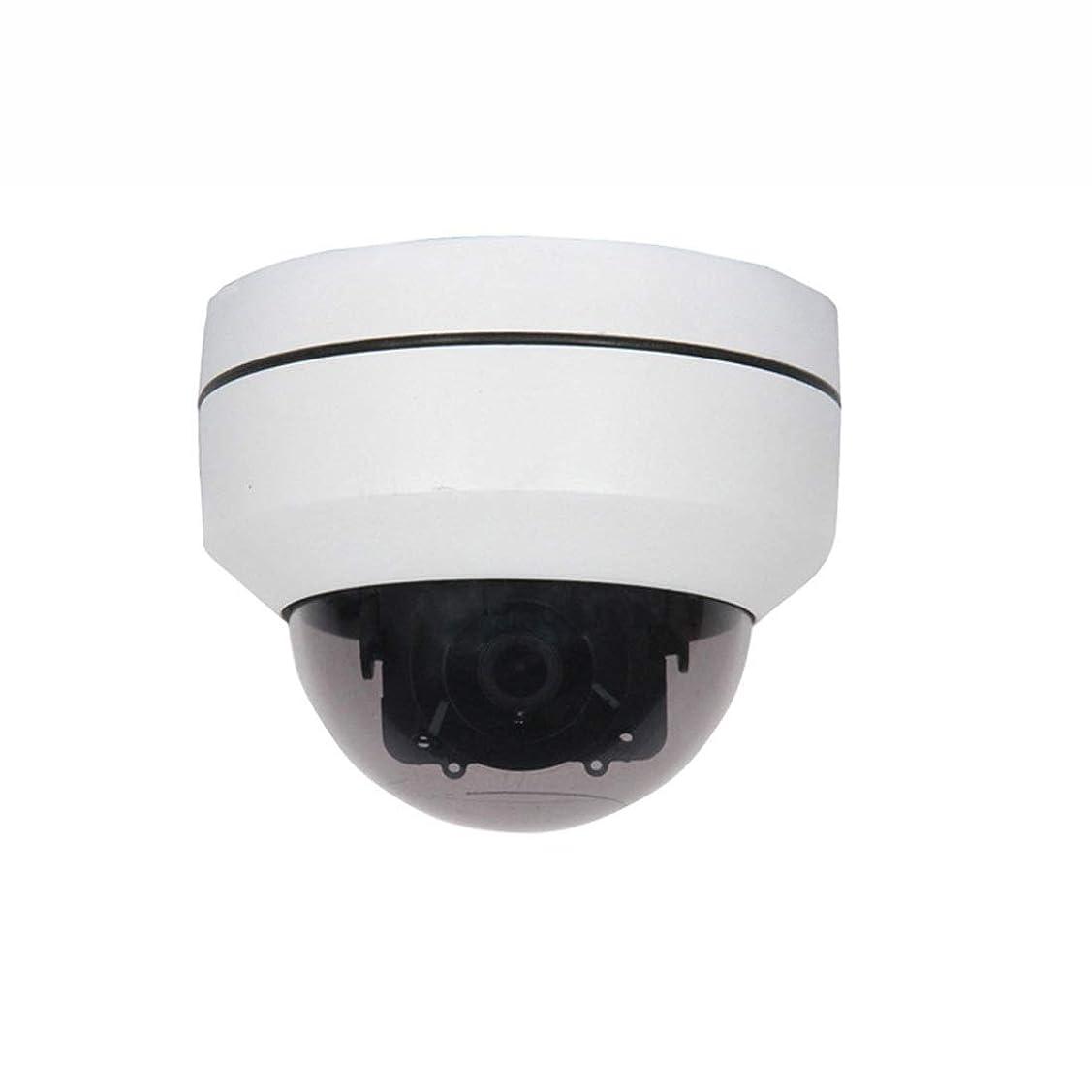 差別的名誉雄弁JPAKIOS HD 25インチパン/チルトズームドームメタルネットワークカメラミニカメラ (色 : ホワイト)