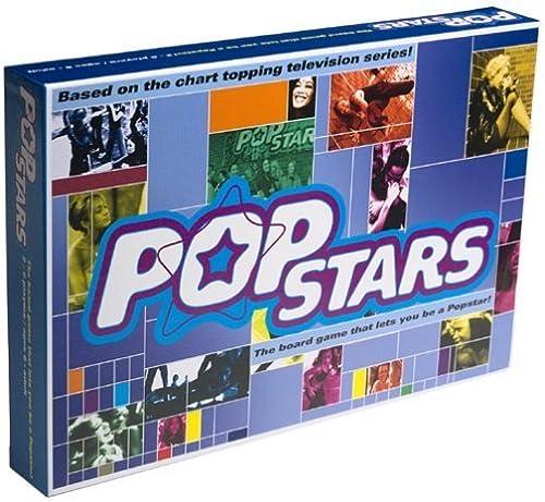 Pop Stars Music Karaoke Board Game Shrink Wrap New by Imagination Entertainment