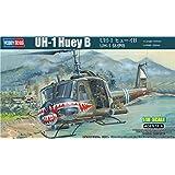 ホビーボス 1/18 エアクラフトシリーズ UH-1 ヒューイB プラモデル 81806