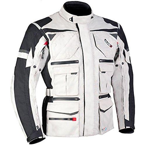 MBW Motorrad Textil Jacke Aron Größe 50