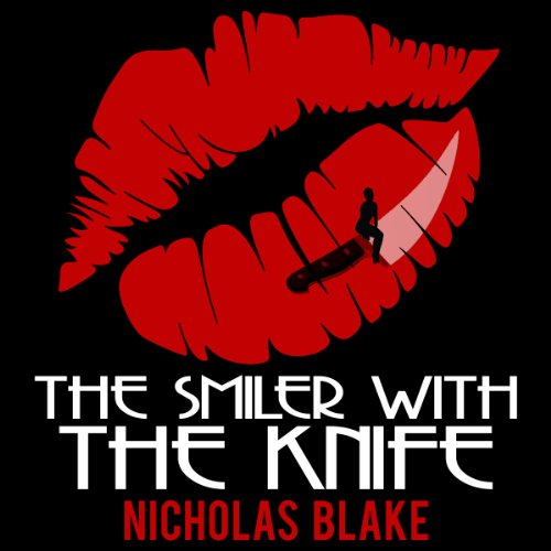 The Smiler with the Knife audiobook cover art