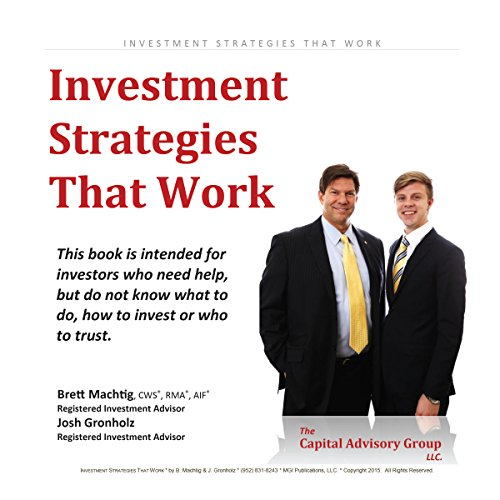 Investment Strategies That Work audiobook cover art