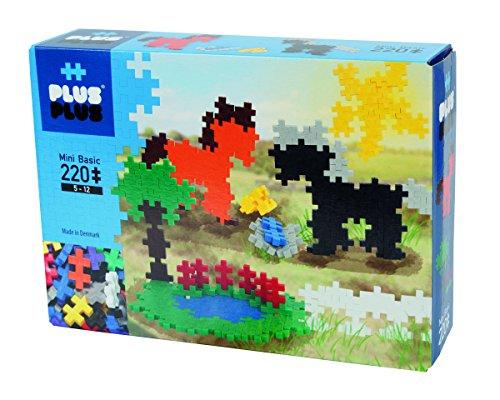 Plus-Plus- Puzzle de construcción (3748)