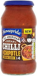 Homepride Texan Chilli Smoky Chipotle - 500g (1.1lbs)