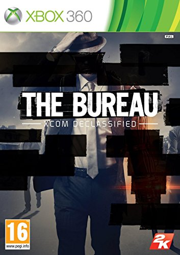 2K Games The Bureau, XCOM Declassified Xbox 360