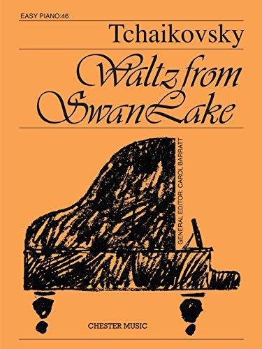 Walzer (Schwanensee). Klavier