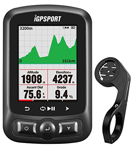 iGPSPORT GPS Bicycle Computer Wireless igs618 ANT+ Bluetooth Bike Computer GPS Cycle...