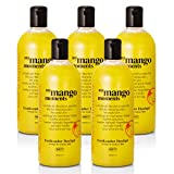 BRUBAKER Happiness'My Mango Moments' 5x Duschgel à 520 ml Set Mango