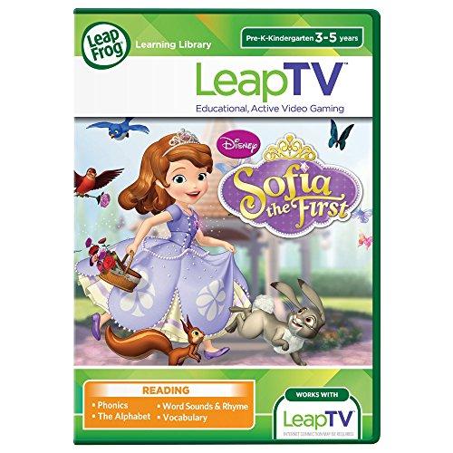 LeapFrog Disney Sofia The First LeapTV Software