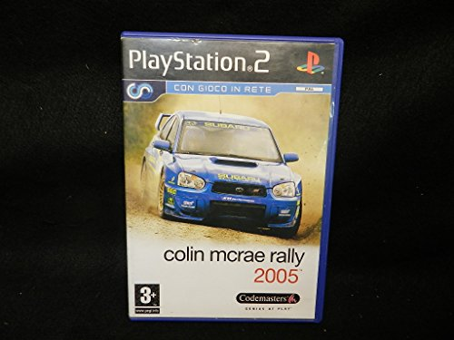 Colin Mcrae Rally 2005-(Ps2)