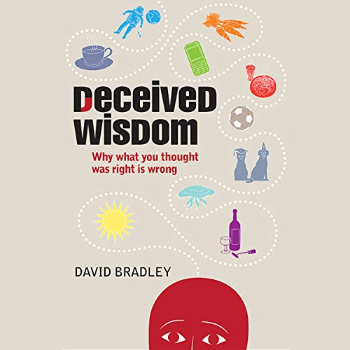 Deceived Wisdom audiobook cover art