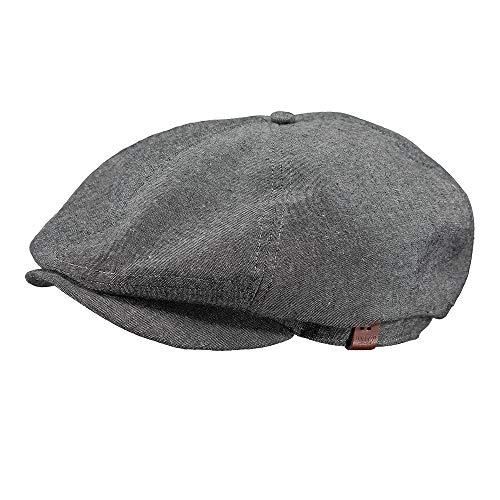 Barts Unisex Jamaica Cap Beanie-Mütze, schwarz, One Size