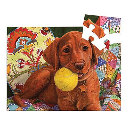 Relish 'Puppy Playtime' Puzle de 13 Piezas diseñado para Personas ancianas con Demencia / Alzheimer's