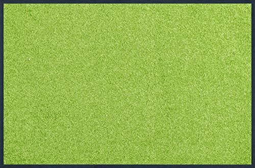 Wash+Dry - Alfombra Apple Green 50x75, Verde