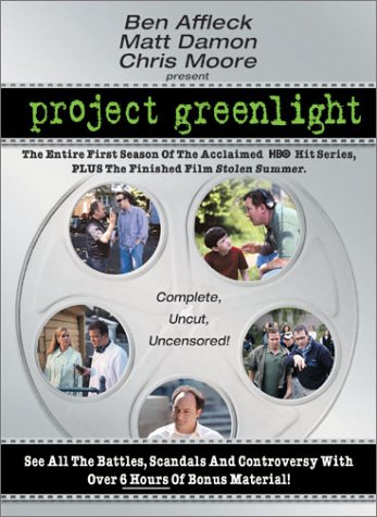 professional Greenlight Project Season 1 (4 discs)