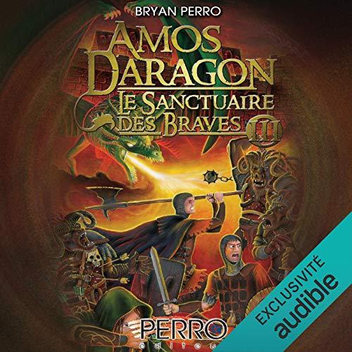 Page de couverture de Le Sanctuaire des Brave 3