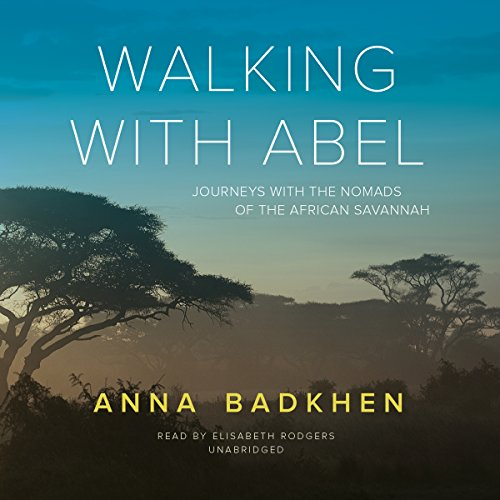 Walking with Abel audiobook cover art